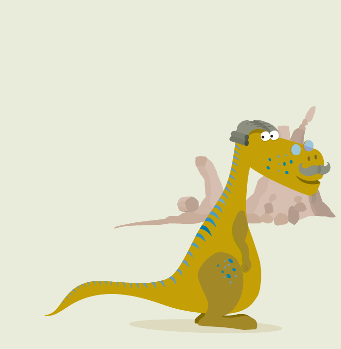 Sir Isaac the Iguanadon